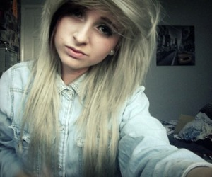 girl, hair, and cute image
