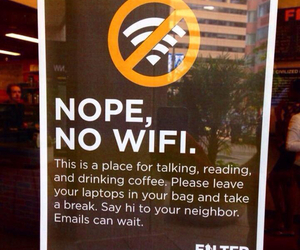 wifi, no, and nope image