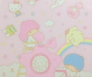 ピンク, かわいい, and サンリオ image