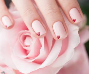 girly, ideas, and nail art image