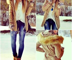 brown coat, lookbook style, and stylish blogger image