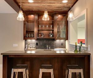home bar design, ikea design, and portable bar design image