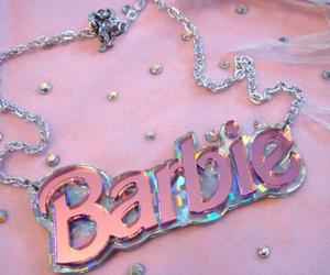 pink, barbie, and pastel image