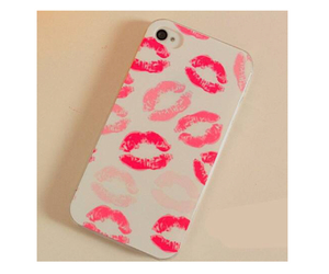 case, iphone, and kiss image