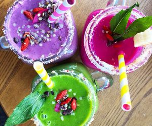 colors, juice, and FRUiTS image