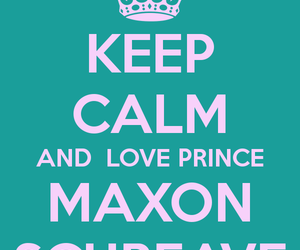 the selection and **king maxon schreave image
