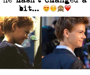 newt, thomas sangster, and thomas brodie-sangster image