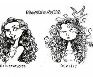 hair, reality, and expectations image