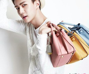 bag, xoxo, and exom image