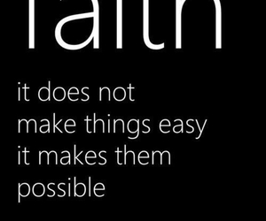 faith, quotes, and god image