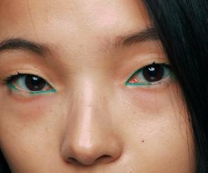 eyeliner and style image