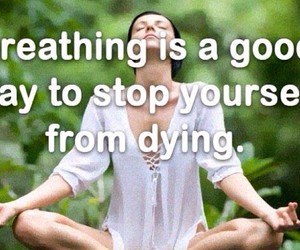 breath, dying, and zen image