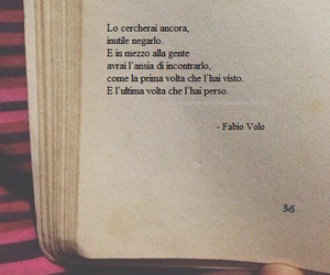 libri, fabio volo, and frasi italiane image