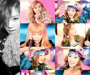 girls generation, taeyeon, and leader image