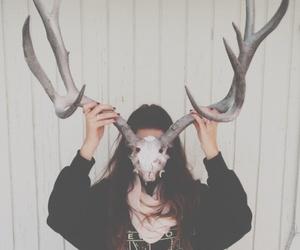 grunge, girl, and tumblr image