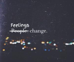 feelings, change, and people image