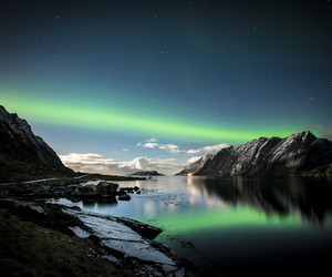 beautiful, landscape, and norway image