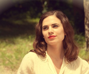 Marvel, hayley atwell, and peggy carter image