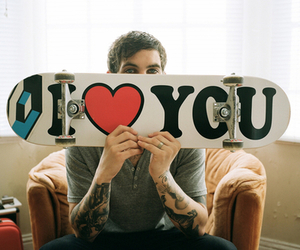 boy, love, and skate image
