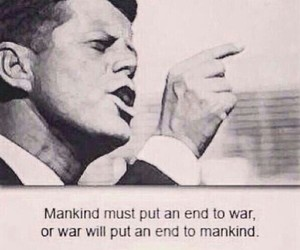 Mankind, quote, and war image