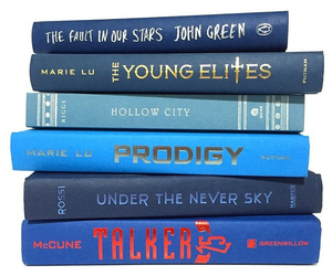 prodigy, talker, and the fault in our stars image