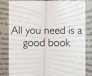 book, good, and need image