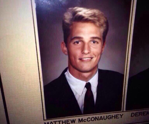 matthew mcconaughey, Hot, and young image