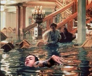 titanic, one direction, and harry stykes image