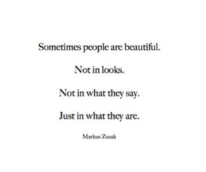 beauty, people, and quote image