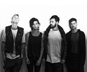 the 1975, band, and george daniel image
