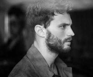 Jamie Dornan, christian grey, and fifty shades of grey image