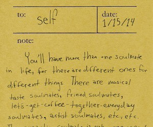 quote, life, and note image