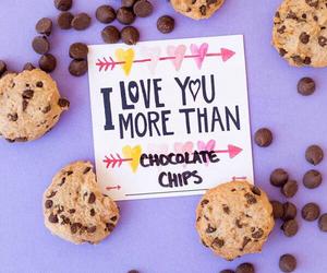 Cookies, Valentine's Day, and valentine's image