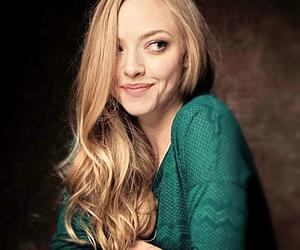 amanda seyfried, blonde, and smile image