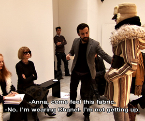 fashion, Anna Wintour, and chanel image