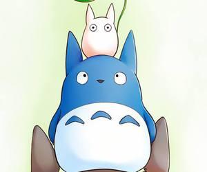 ghibli and totoro image