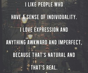 quotes, people, and real image