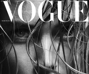 vogue, model, and Doutzen Kroes image
