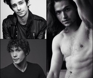 cw, devon bostick, and the 100 image