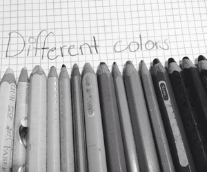 art, colors, and different image