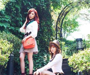 jessica, stephanie hwang, and k-pop image