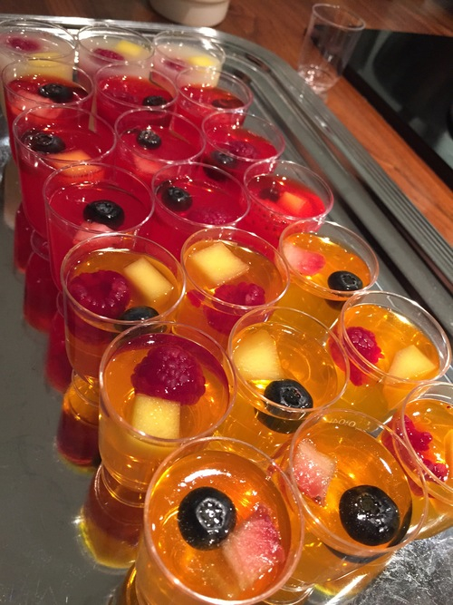 fruit, jelly, and jello image