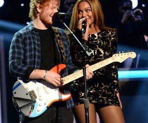 beyoncé, ed sheeran, and ed image