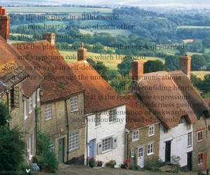 country, home, and Houses image