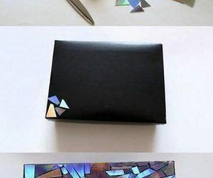 diy, cd, and box image