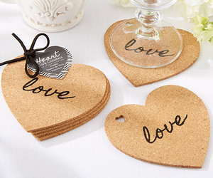 love and wedding favors image