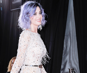 girl, hair, and katy perry image