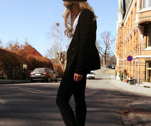blogger, inspiration, and style image