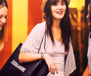 dark, hair, and leighton meester image