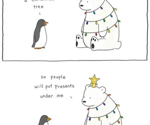 funny, penguin, and animal image